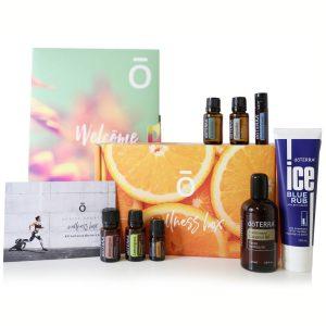 Active sport wellness box essential oils enrolment kit starter pack doTERRA | AromaNita.com.au