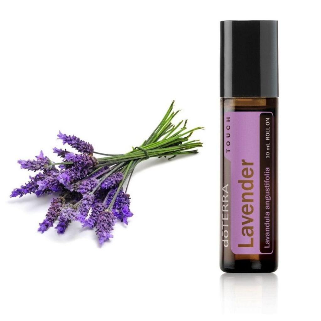 Lavender Essential Oil Touch Roll On doTERRA | AromaNita.com.au