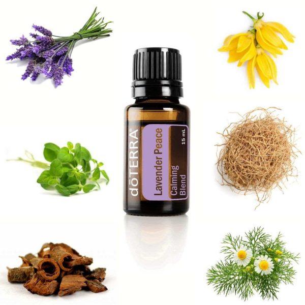 Lavender Peace essential oil blend doTERRA   AromaNita.com.au