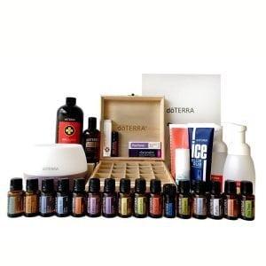 Nature Solution Essential Oils Enrolment Kit Starter Pack doTERRA | AromaNita.com.au