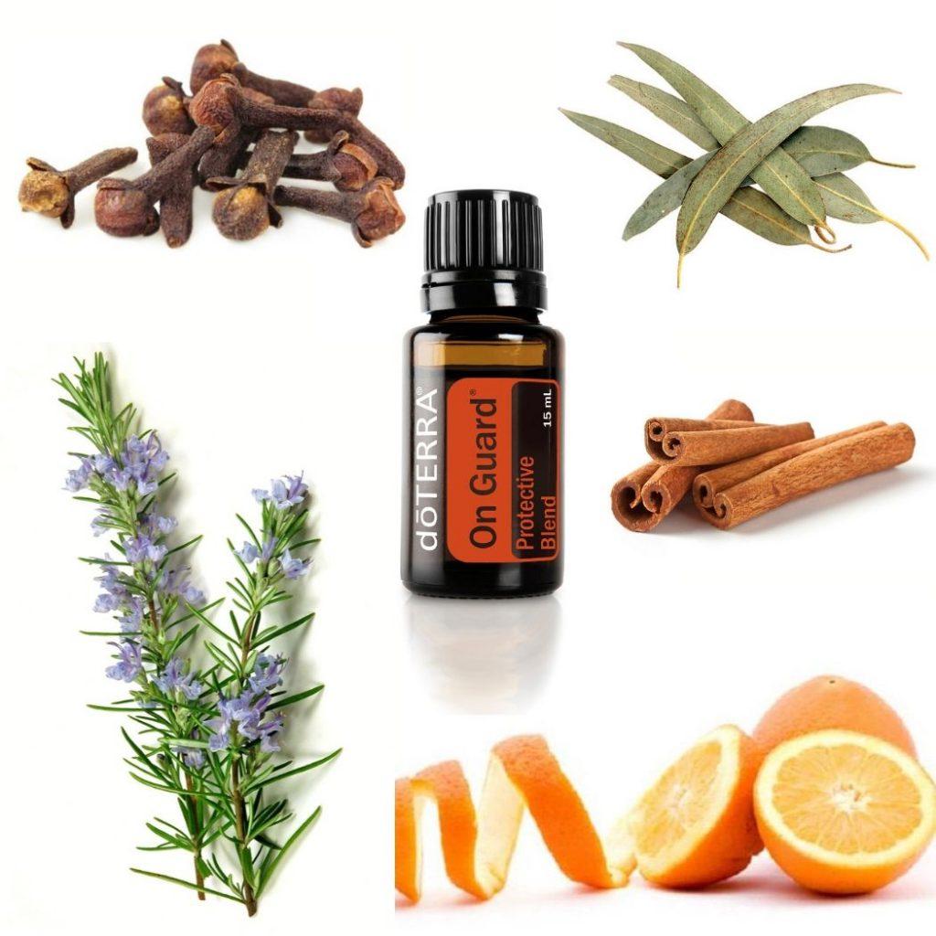 On Guard essential oil Protective blend doTERRA | AromaNita.com.au