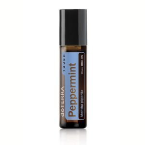 Peppermint Essential Oil Touch Roll On doTERRA | AromaNita.com.au