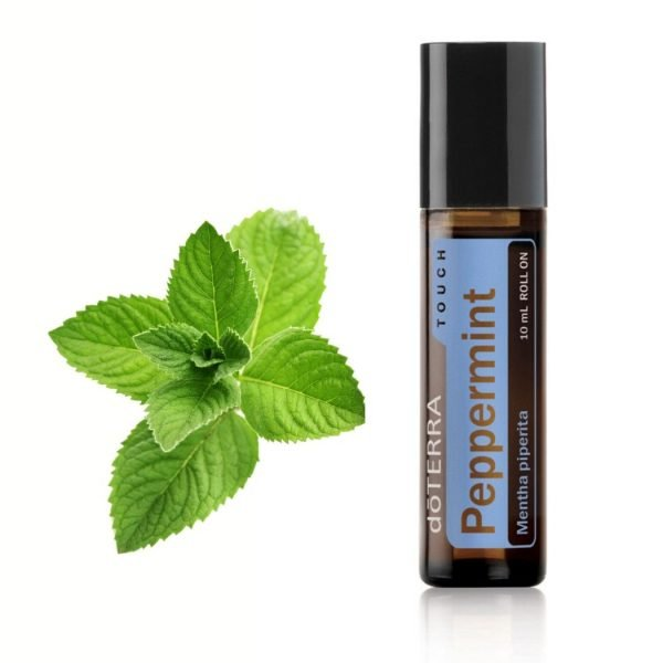 Peppermint Essential Oil Touch Roll On doTERRA   AromaNita.com.au