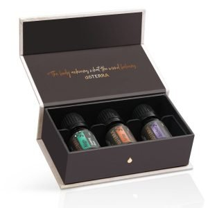 Essential oils blend Yoga collection kit doTERRA | AromaNita.com.au
