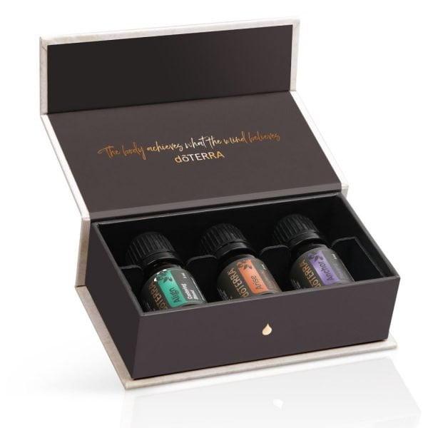 Essential oils blend Yoga collection kit doTERRA | AromaNita.com.au